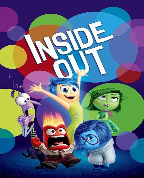 دانلود دوبله فارسی انیمیشن Inside Out 2015