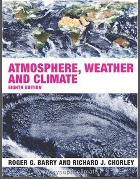 دانلود کتاب جو، آب و هوا و اقلیم (BARRY AND CHORLY)
