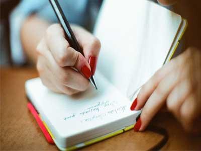 متحول کردن زندگی با تمرین ساده نوشتن ..!! , موفقیت