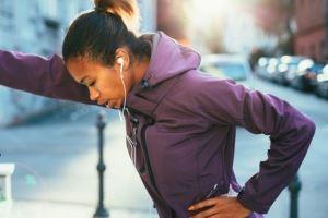 درد پهلو هنگام دویدن نشانه چیست؟ , علمی ودانستنی ها