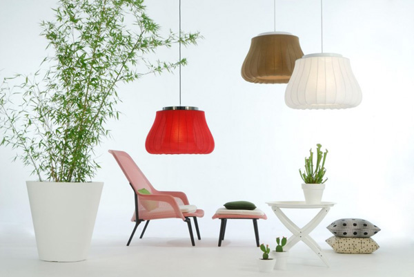 نمونه طرح های شگفت انگیز از نورپردازی و آویز