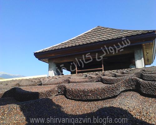 سقف شیبدار دکرا،سقف شیروانی دکرا،سقف منحنی دکرا،سقف شیبدار چوبی