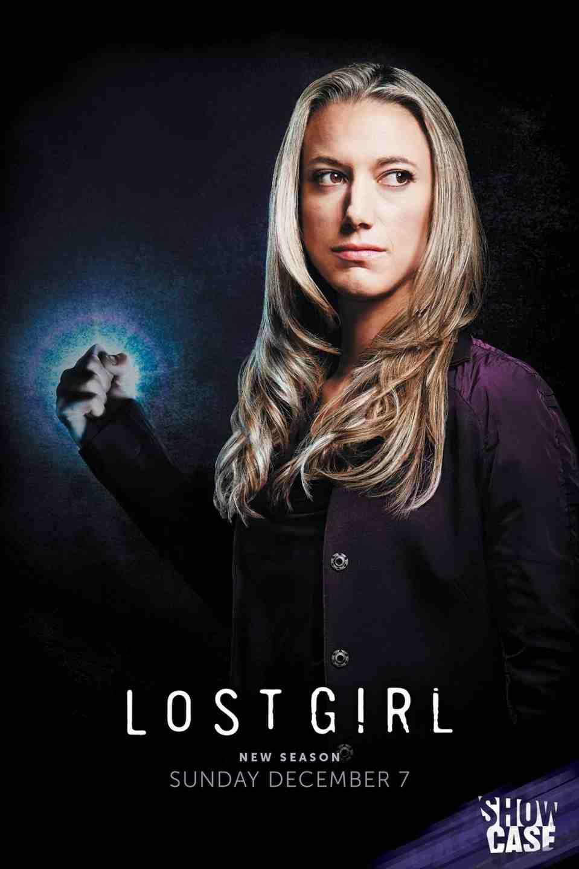 سریال  Lost Girl