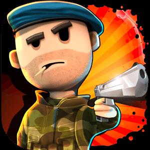 دانلود پاکت تروپس Pocket Troops 1.13.1 – بازی سربازان بندانگشتی اندروید