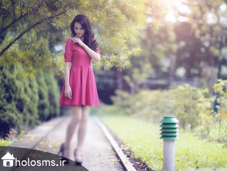عکس دختر - 1