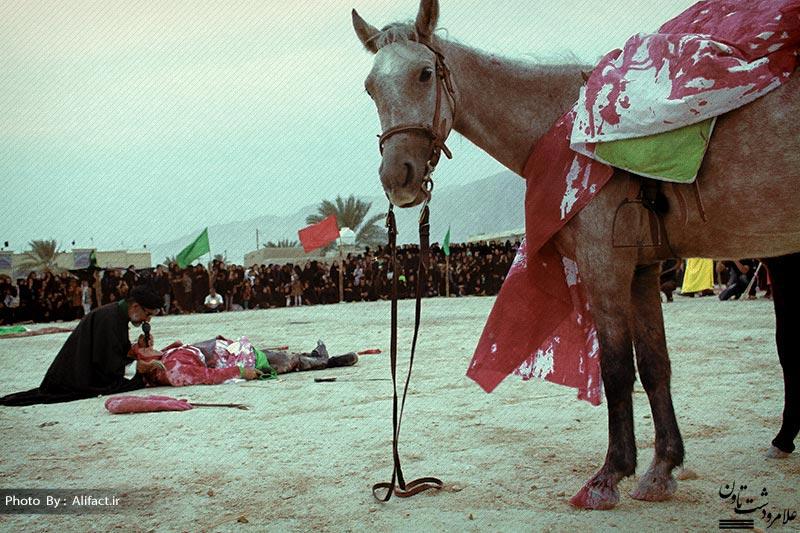 برترین تصاویر تعزیه محرم 1394 علامرودشت