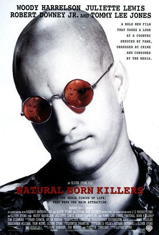 فیلم Natural Born Killers 1994
