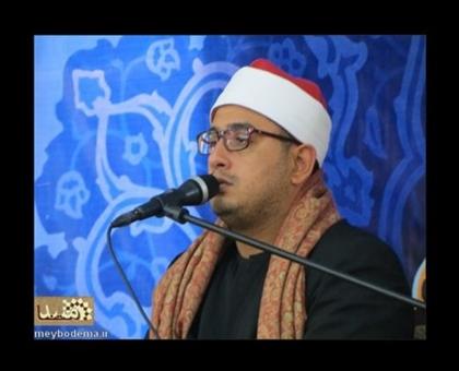 منطقه آزاد اروند میزبان محفل قرآنی با حضور استاد محمود شحات/آبان94