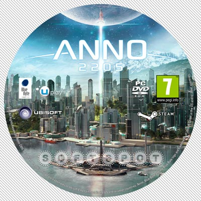 لیبلدیسک Anno 2205