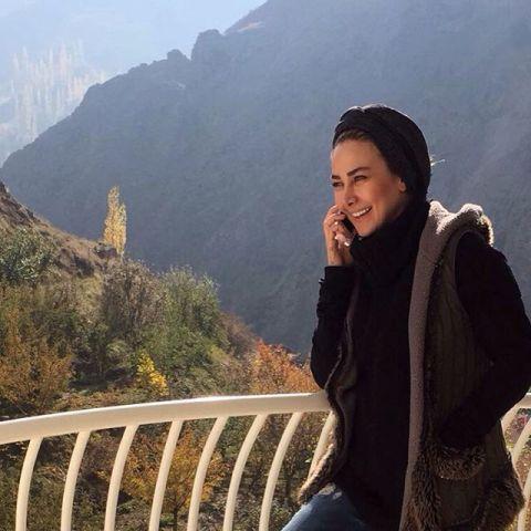 عکس زیبا وجالب سلفی آنا نعمتی , عکس های بازیگران