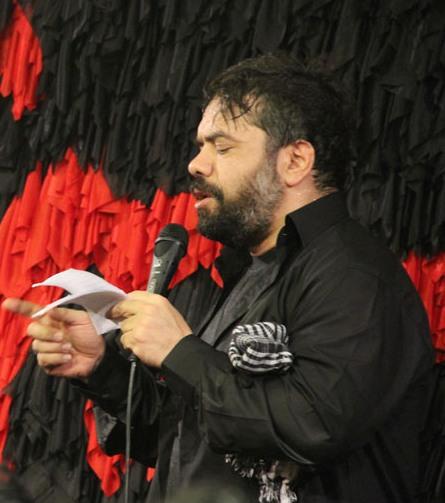 دانلود مداحی بعضی روزا از محمود کریمی