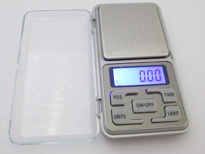 ترازو دیجیتال 200 گرمی درجه 1