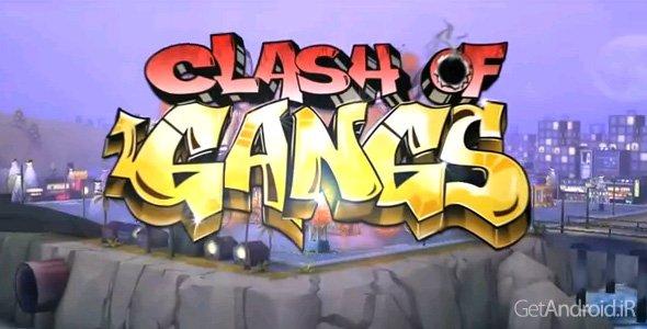 دانلود Clash Of Gangs 1.4.1 - بازی استراتژیک برخورد گانگسترها برای اندروید