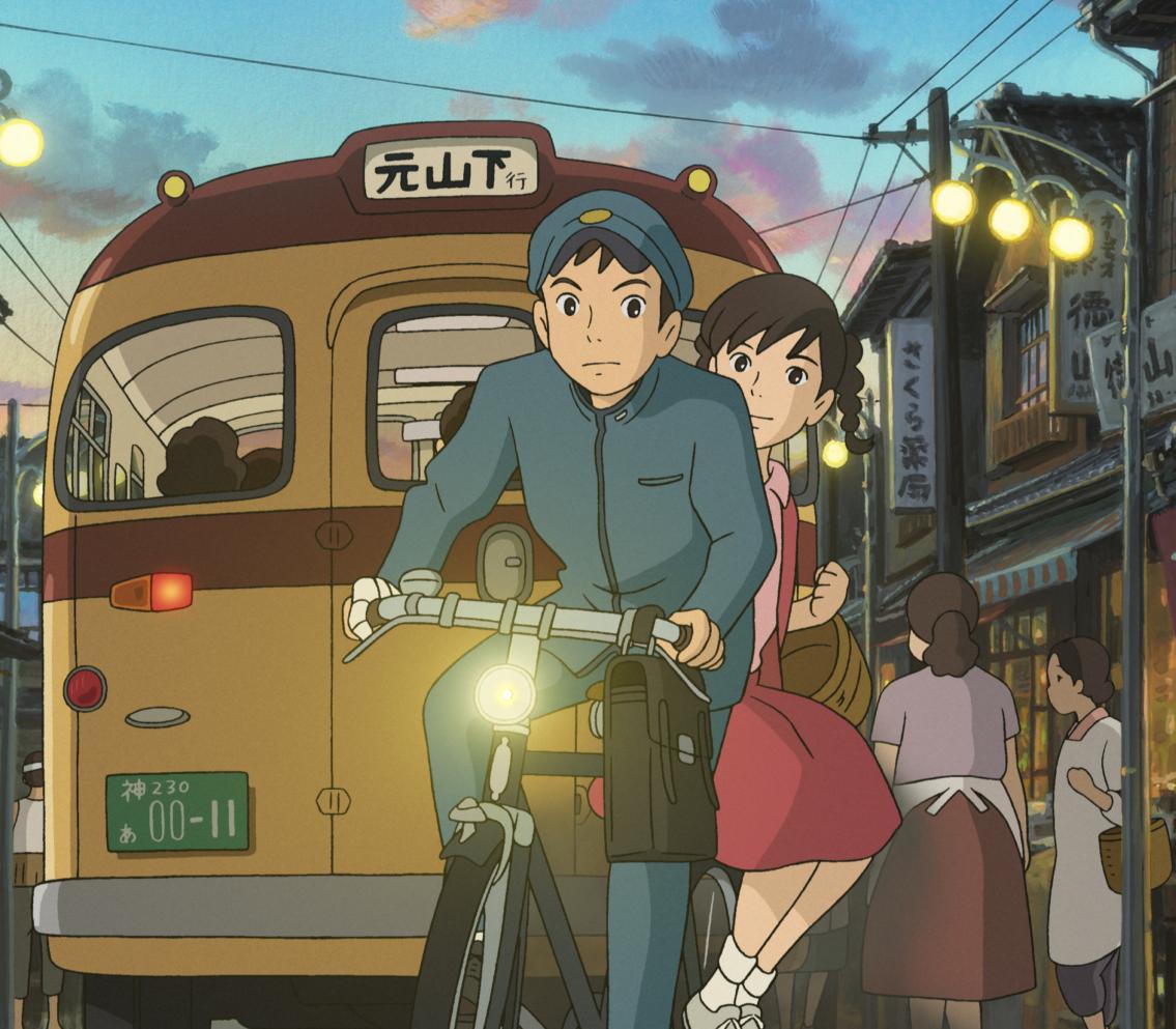 From Up on Poppy Hill  - 2011 - Gorō Miyazaki