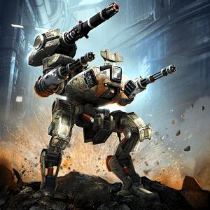دانلود Walking War Robots 1.0.2 بازی نبرد روبات ها اندروید