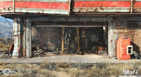دانلود ویدیو مقایسه گرافیک بازی Fallout 4