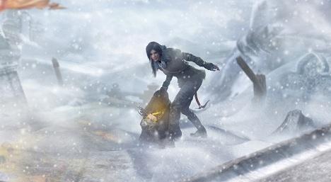 دانلود ویدیو میزان فریم ریت بازی Rise of the Tomb Raider بر روی XBOX ONE