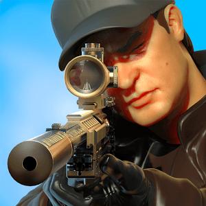 دانلود Sniper 3D Assassin: Free Games 1.8 - بازی سه بعدی قاتل تک تیرانداز برای اندروید + دیتا