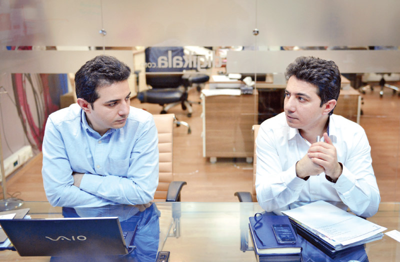 درس هایی از دیجی کالا کسب و کار موفقیت برادران دیجی کالا چه کسانی بودند عامل موفقیت دیجی کالا گزارش_www.HERAGroup.vcp.ir