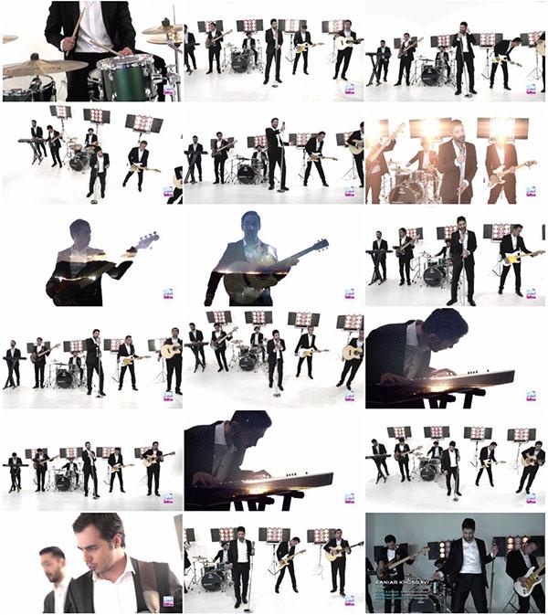 دانلود موزیک ویدیوی جدید زانیار خسروی به نام ریسک