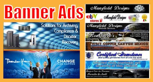 چگونه تبلیغات بنری موثر داشته باشیم؟ , تبلیغات