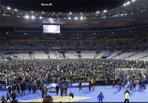 حمله ی تروریستی به ورزشگاه پاریس