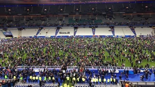 آخرین عکس های ورزشگاه پاریس