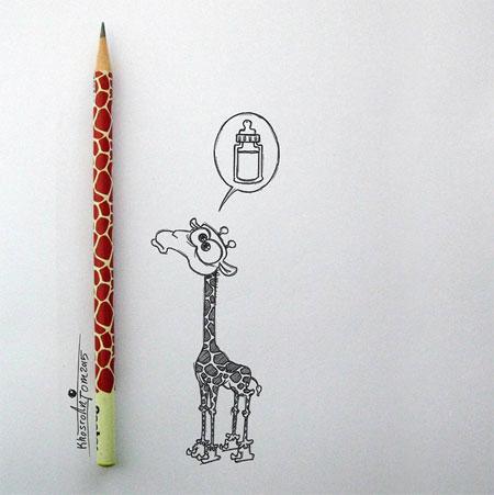 کاریکاتورهای سه بعدی جالب , عکس های سه بعدی بسیار زیبا و جدید , نقاشی و کاریکاتور , نقاشی های جالب و دیدنی سه بعدی