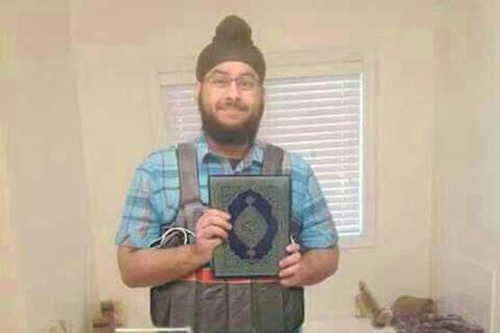 داعش تصویر یکی از تروریست های حادثه پاریس را منتشر کرد , بین الملل