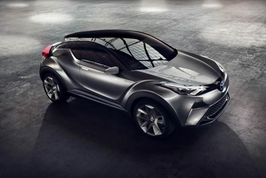 چراغ سبز به تولید تویوتا C-HR , اتومبیل ها