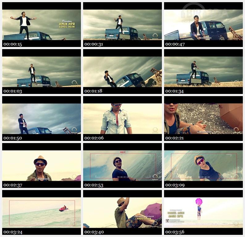 دانلود موزیک ویدیوی جدید مسعود سعیدی به نام با تو خوشبختم