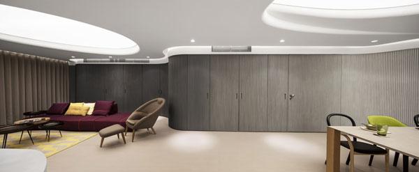 آپارتمانی مینیمال با طراحی داخلی زیبا