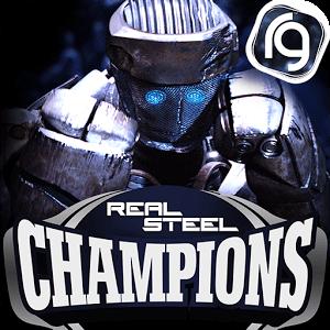 دانلود ریل استیل چمپیونز Real Steel Champions 1.0.76 بازی بوکس ربات ها اندروید
