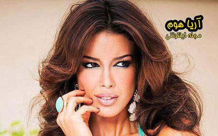 عکسهای زیبا و جذاب سحر بی نیاز مدل زیبای ایرانی , چهره های معروف