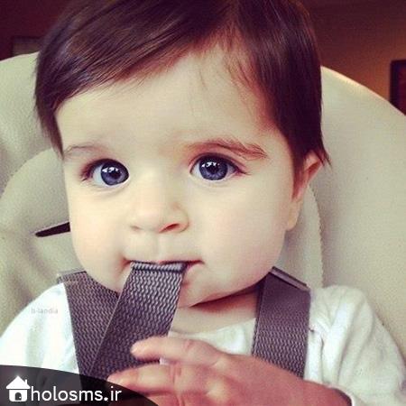 عکس بچه خوشگل - 8
