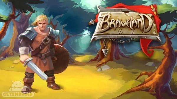 دانلود Braveland 1.3 – بازی سرزمین شجاعت اندروید