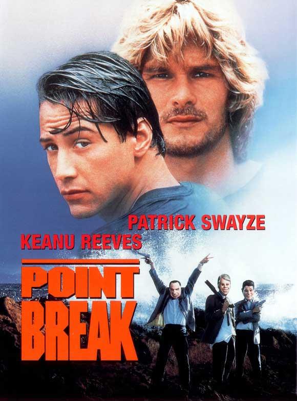 فیلم Point Break 1991