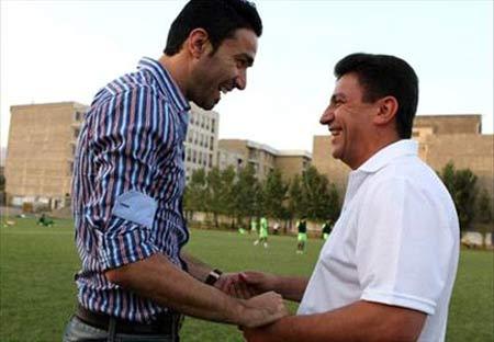 آشتی نکونام با قلعه نویی در داد سرا , اخبار ورزشی