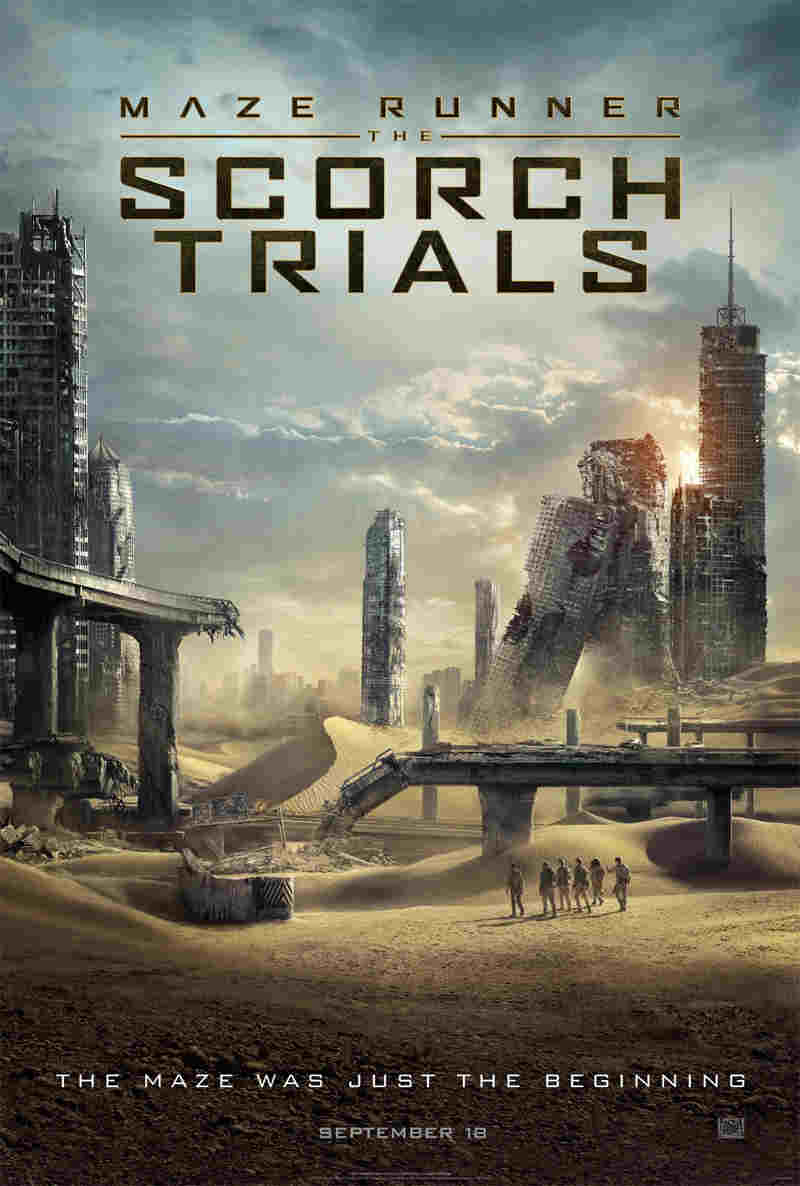 فيلم Maze Runner: The Scorch Trials 2015