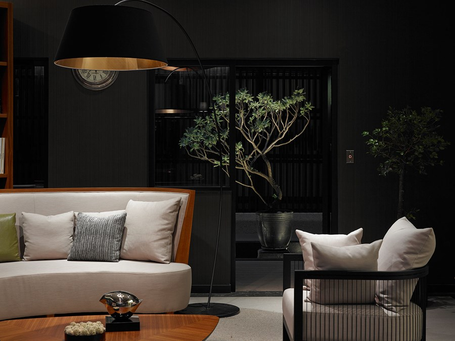 طراحی داخلی منزل مسکونی به سبک مدرن