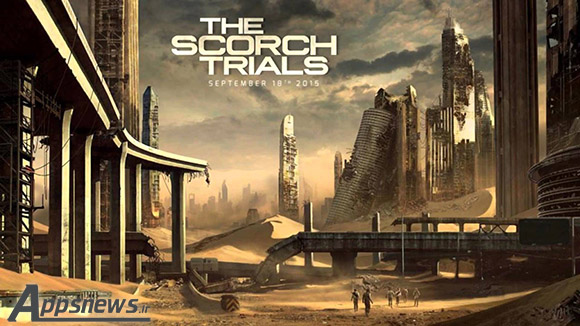دانلود فیلم Maze Runner The Scorch Trials با کیفیت 720p