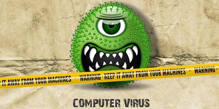 علائم ویروسی شدن سیستم