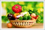 سبزیجات خوشرنگ و زیبا