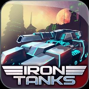 دانلود Iron Tanks 1.81 - بازی آنلاین تانکهای آهنین برای اندروید