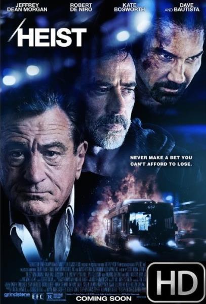 فيلم دوبله Heist 2015