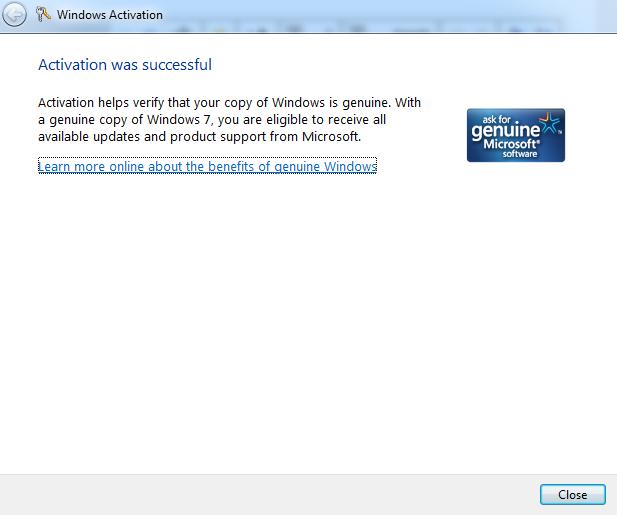 فعالسازی قانونی ویندوز و آفیس با کدهای اسکایپ بدون نیاز به تماس