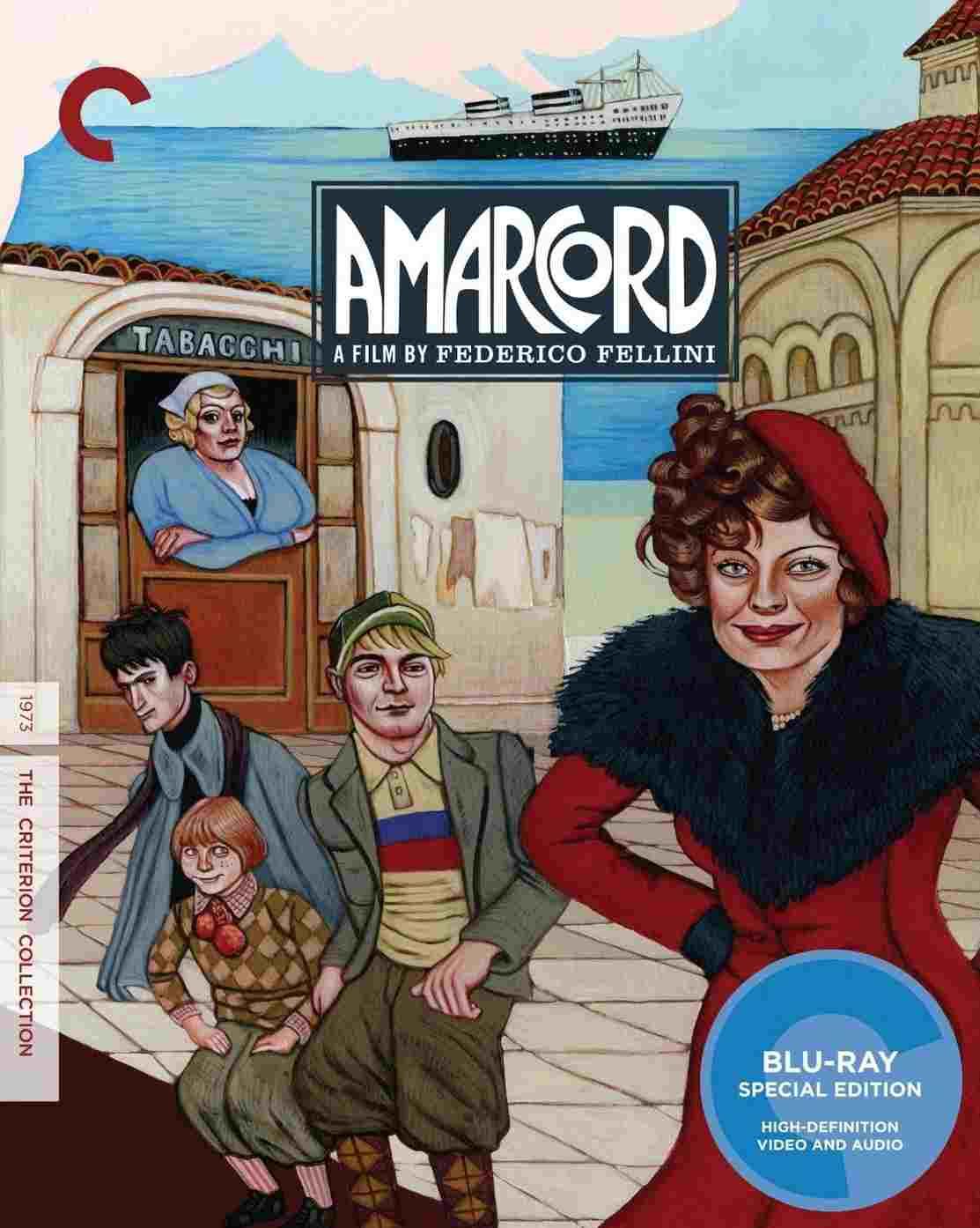 فيلم Amarcord 1973