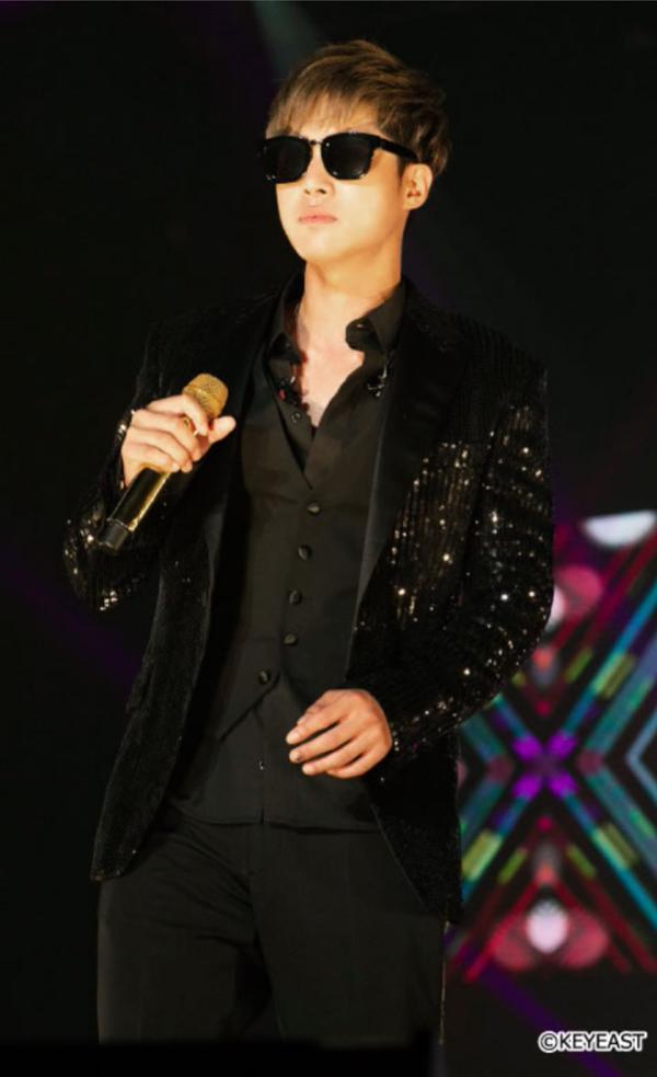 [Photo] Kim Hyun Joong Japan Mobile Site Update [2015.10.19]