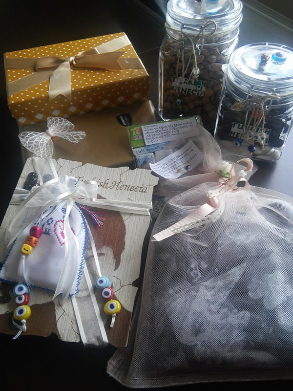 Gifts from Turkish Henecia to KHJ cr. @ btl_henecia