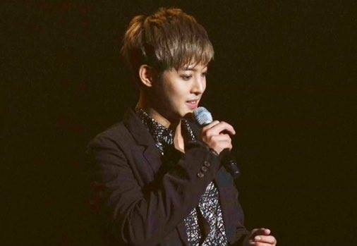 [Voice] Kim Hyun Joong Japan Mobile Site Update [2015.11.18]